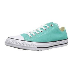 Converse Men's Chuck Taylor All Star Teal Size 8